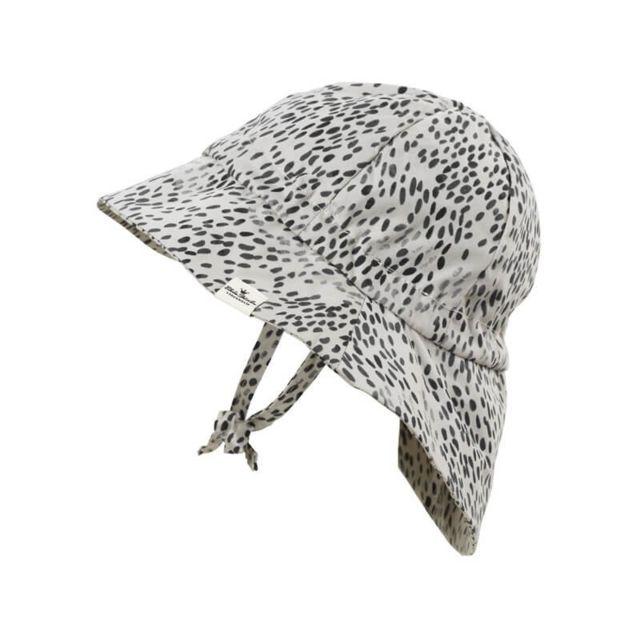5eabd3bf848f Elodie Details - Chapeau été bébé 12-24 mois Dots of fauna Gris - pas cher  Achat   Vente Casquettes, bonnets, chapeaux - RueDuCommerce