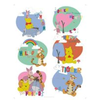 Bebe Gavroche - Stickers géant Bébé Winnie l'Ourson Disney