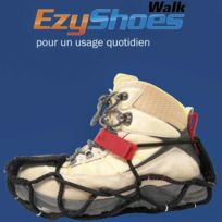 Provence Outillage - Semelle anti glisse EzyShoes Taille 44-48