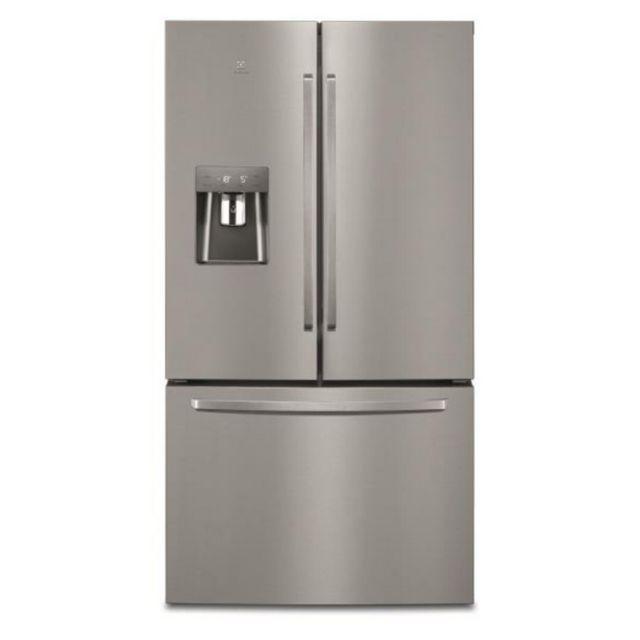 ELECTROLUX réfrigérateur américain 91cm 536l a++ nofrost inox - en6086mox