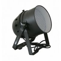 Involight - Projecteur Par64 à 183 Led Rgb Black