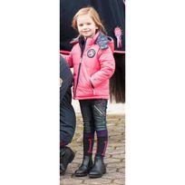 Sls - Pantalon enfant Champ à fleurs Bleu jeans 3 ans
