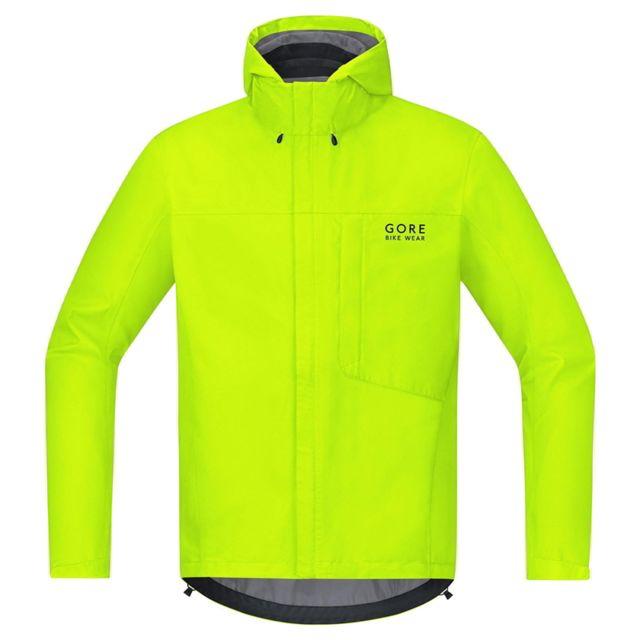 really cheap fashion style cute cheap Gore Bike Wear - Veste E Gtx Paclite Jaune Néon 2018 - pas ...