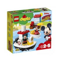 Calendrier Avent Duplo.Duplo Disney Le Bateau De Mickey 10881