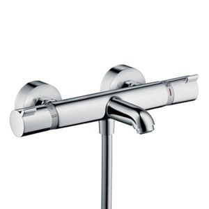 Hansgrohe Mitigeur thermostatique Bain Douche Ecostat fort