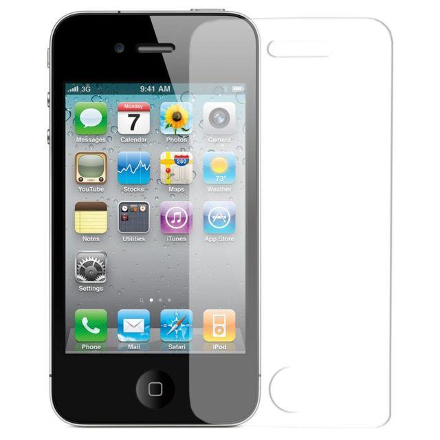 Lapinette - Films De Protection Ecran X2, Pour Apple Iphone 4 - 4s