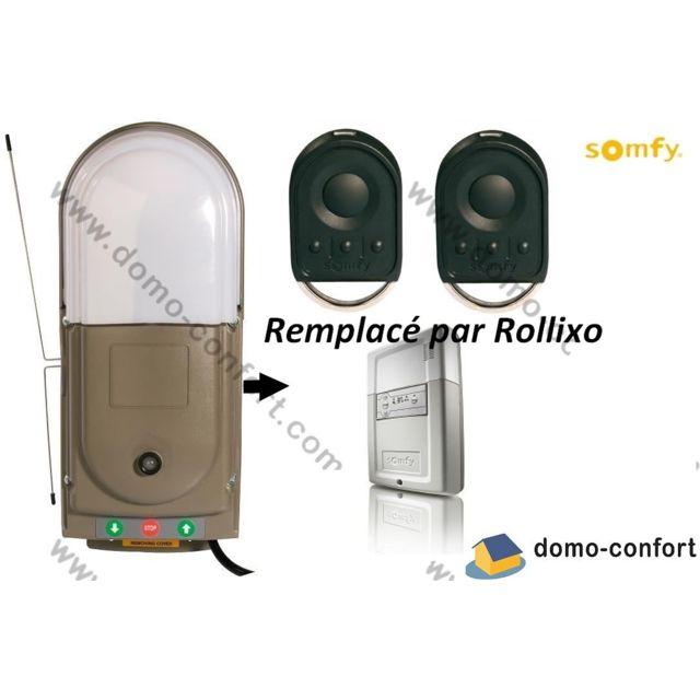 Somfy - Logique de porte de garage enroulable Freeroll Rts remplacé par Sy1841164 - 1841068