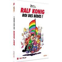 Outplay - Ralf König, roi des bédés - Edition limitée Digipack Collector