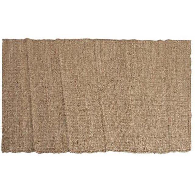 aubry gaspard tapis en jonc 200 cm marron 80 pas cher achat vente tapis rueducommerce. Black Bedroom Furniture Sets. Home Design Ideas