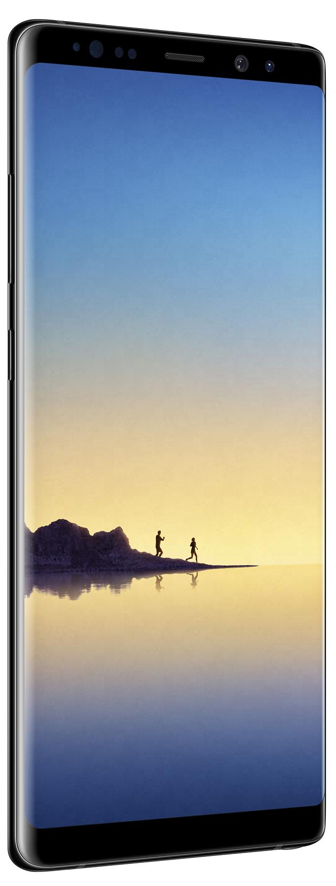 Galaxy Note 8 - Noir Carbone