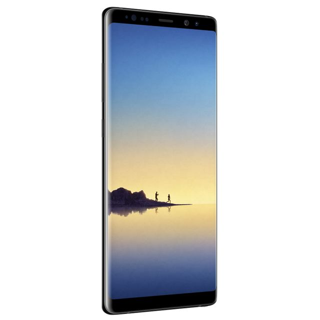 Samsung - Galaxy Note 8 - Noir Carbone - Version Française