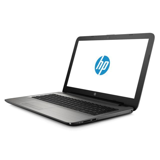 HP - 15-AY100NF - Argent
