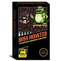 Brotherwise Games - Jeux de société - Boss Monster : The Dungeon Building Card Game
