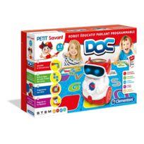 Clementoni - Doc Robot Parlant éducatif