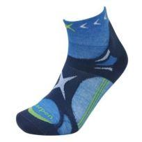 Lorpen - Chaussettes T3 Trail Running Ultra Light bleu