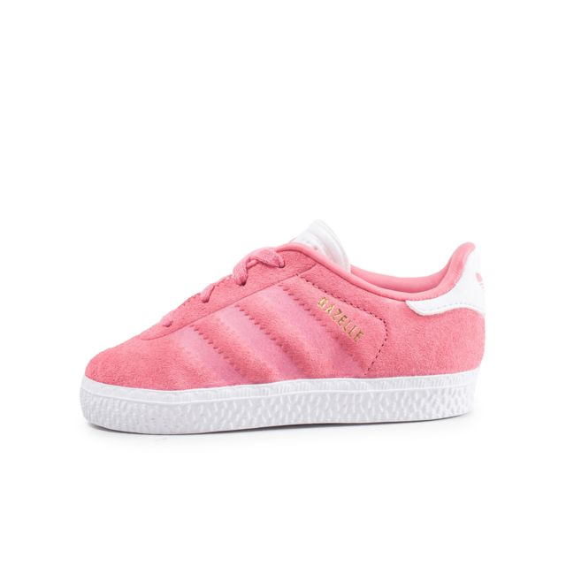 the best attitude d6154 2a104 Adidas originals - Gazelle Bébé Rose