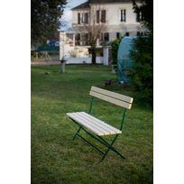 banc jardin pliable - Achat banc jardin pliable pas cher - Rue du ...