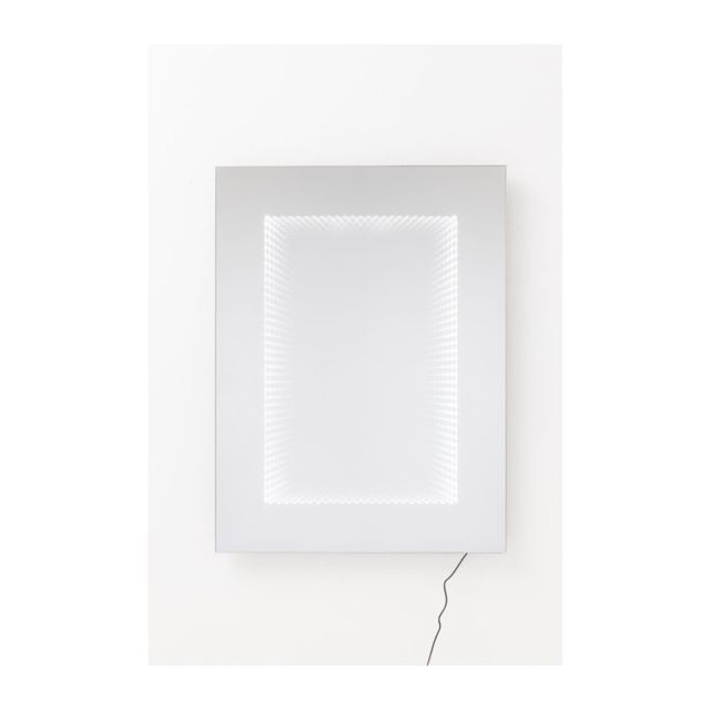 Karedesign Miroir Tube 120x80cm Led Kare Design