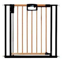 Geuther - Barriere de sécurité Easylock Wood 68/76cm