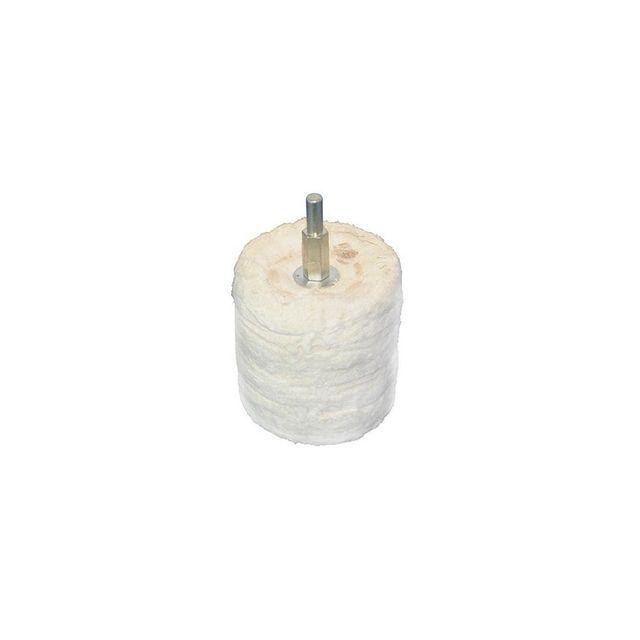 Silverline 102541 Tampon de polissa ge cylindrique 38 mm