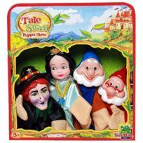 Barrutoys - 0YIC7162 - Marionnette Et ThÉÂTRE - Assortie Marionnettes Snow White - 4