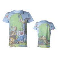 Adventure Time - T-shirt Sublimation XL