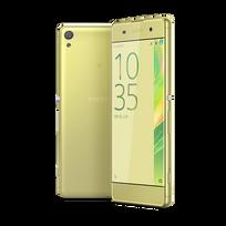 Sony - Xperia Xa Lime Gold F3111