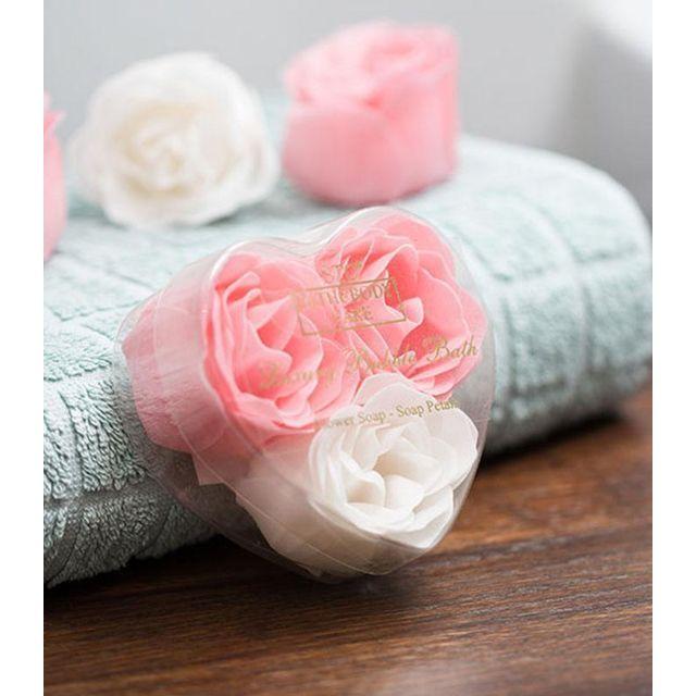 Nodshop 3 roses en savon