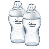 TOMMEE TIPPEE - Lot de 2 biberons 340ml