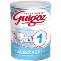 Guigoz - Optipro Lait en poudre 1er âge 900g