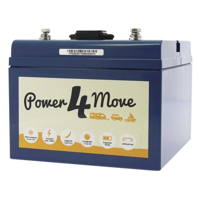 autres batterie lithium ion 18ah power4move pas cher. Black Bedroom Furniture Sets. Home Design Ideas