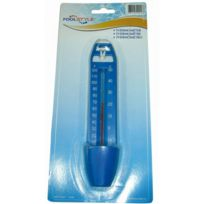 Kokidoo - Thermomètre bleu standard PoolStyle