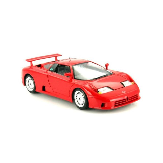 bburago voiture de collection en m tal 1 18 bugatti. Black Bedroom Furniture Sets. Home Design Ideas