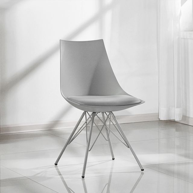 Oneboutic Chaise design grise - Eiffel