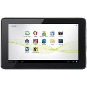 Memup - SlidePad NG 704DC - Tablette tactile - Ecran 7'' - 4 Go - WiFi - Android 4.2 - SP-NG704DC