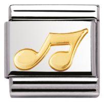 Nomination - Promo Charm Musique 030117-02 - Charm Note De Musique Mixte