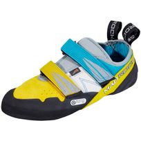 Mad Rock - Agama - Chaussures d'escalade - jaune/gris
