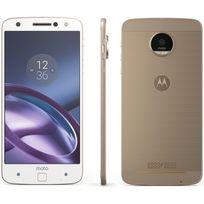 """MOTOROLA - 5,5"""" QHD - 4G - 32 Go - Android 6.0 - Lecteur d'empreinte digitale - Prise USB-C"""