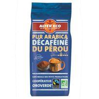 Alter Eco - Café Pérou de Caféine Bio 225g