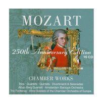 Warner Classics - Mozart: Musique De Chambre / Chamber Works : Trios, Quatuors, Quintettes, Divertimenti & Serenades