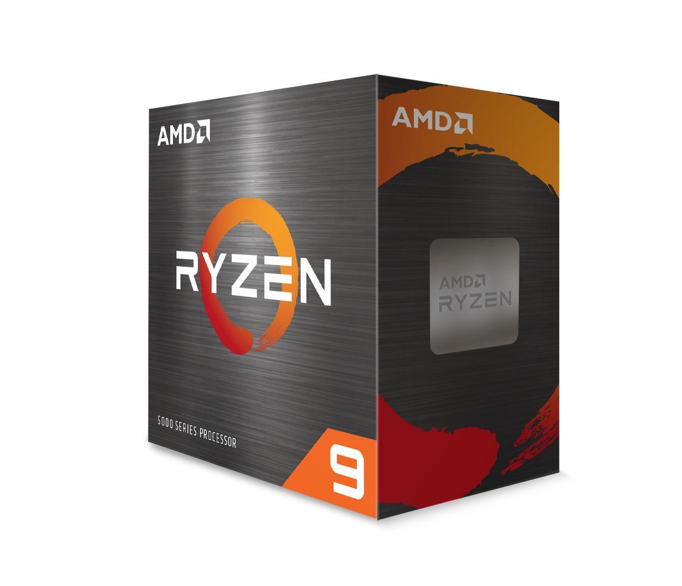 Processeur Ryzen 9 5950X 4,9 GHz AMD