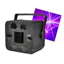 Flash - Jeu de lumière Six Led Hole à Leds Rgbw 2X10W Dmx F7000603