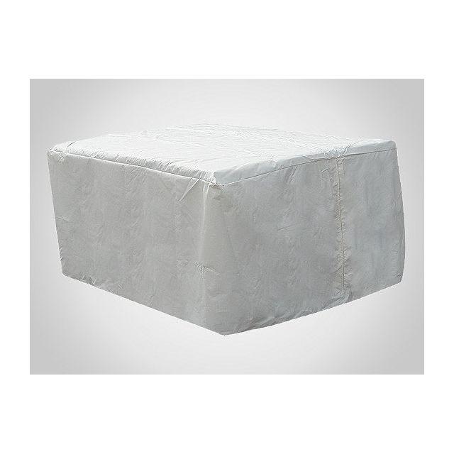 Beliani Bâche de protection pour salon de jardin Xxl, Grande - 230x225x65 cm