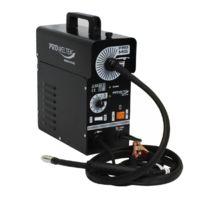 Proweltek - Poste à souder Mig No Gaz Promig100 A Torche cable de masse masque et bobine de fil fourré