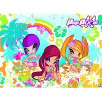 Nathan - puzzles - Les héroïnes de Pop pixie - 86659
