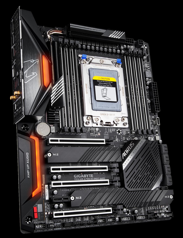 Carte mère AMD TRX40 Aorus Pro Wifi Gigabyte