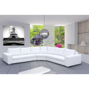 Meublesline Grand Canapé Dangle Design Places Cari Simili Cuir - Grand canapé d angle