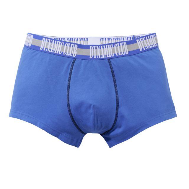 tex boxer grande taille bleu pas cher achat vente boxers shorties rueducommerce. Black Bedroom Furniture Sets. Home Design Ideas