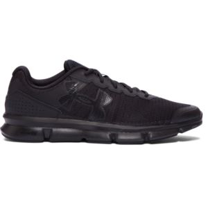 Under Armour Micro G Speed Swift 1266208-001 Black - Chaussures Baskets basses Homme