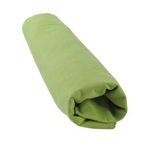 alin a vitamine drap housse 160x200cm vert 160cm x 200cm pas cher achat vente draps. Black Bedroom Furniture Sets. Home Design Ideas